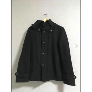 ビブジョー(VIBGYOR)のジャケット コート ブラック 黒 VIBGYOR(その他)