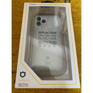 ハイミー(HIMMY)のiFace iphone12 ケース リフレクション ベージュ Hamee(iPhoneケース)