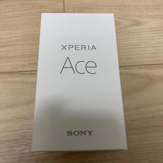 SONY - Xperia ace エクスペリア ブラック SIMフリー 新品
