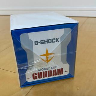 ジーショック(G-SHOCK)の【新品未開封】機動戦士ガンダム35周年記念商品G-SHOCKxGUNDAM(腕時計(デジタル))