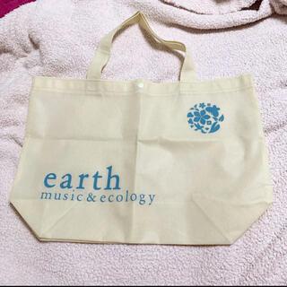 アースミュージックアンドエコロジー(earth music & ecology)のearth music&ecology ショップ袋 ショッパー(ショップ袋)
