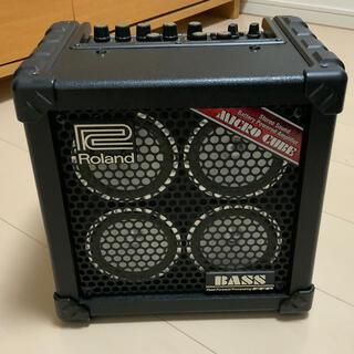 ローランド(Roland)のRoland製 ベースアンプ MICRO CUBE BASS RX(ベースアンプ)