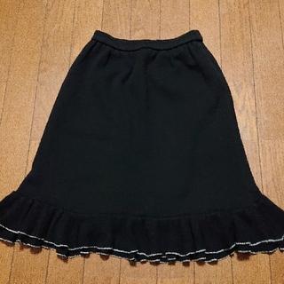 ミルク(MILK)のニットスカート(ひざ丈スカート)