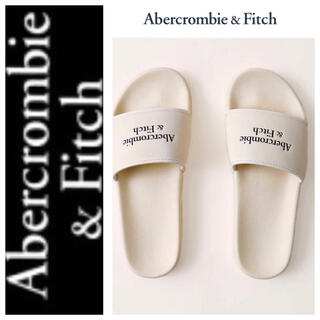 アバクロンビーアンドフィッチ(Abercrombie&Fitch)の◎25cm◎新品正規品◎アバクロ◎サンダル◎S◎送料込(サンダル)