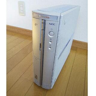 エヌイーシー(NEC)のNEC PC-VL800R85D(デスクトップ型PC)