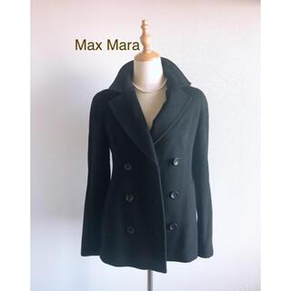 マックスマーラ(Max Mara)の美品 マックスマーラー コート ステュディオ 高級コート(チェスターコート)