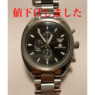 エンポリオアルマーニ(Emporio Armani)のアルマーニ腕時計(腕時計(デジタル))