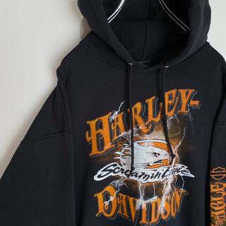 ハーレーダビッドソン(Harley Davidson)のハーレーダビッドソン スウェット パーカー Harley Davidson(パーカー)
