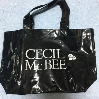 セシルマクビー(CECIL McBEE)のセシルマクビー トートバッグ(トートバッグ)
