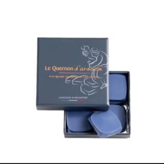 ケルノン ダルドワーズ 幸せの青いチョコ 8個入り 二箱60g(菓子/デザート)