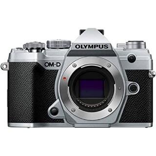 オリンパス(OLYMPUS)の新品 オリンパス E-M5 MarkⅢ ボディ シルバー(ミラーレス一眼)