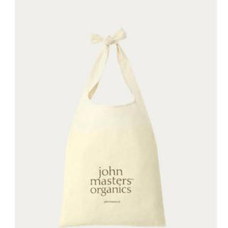 ジョンマスターオーガニック(John Masters Organics)のジョンマスターオーガニック エコバッグ&ショップ袋(エコバッグ)