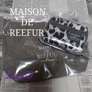 メゾンドリーファー(Maison de Reefur)の[新品・終売・人気]折り財布♡メゾンドリーファー×レスポ  レオパード(財布)