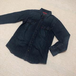 エドウィン(EDWIN)のEDWIN503 デニムシャツ(Gジャン/デニムジャケット)