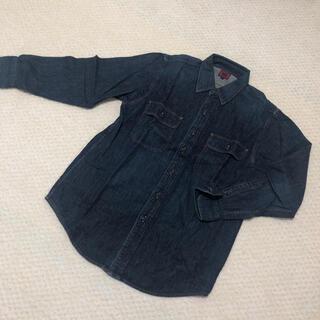 エドウィン(EDWIN)のデニムシャツ EDWIN503(Gジャン/デニムジャケット)