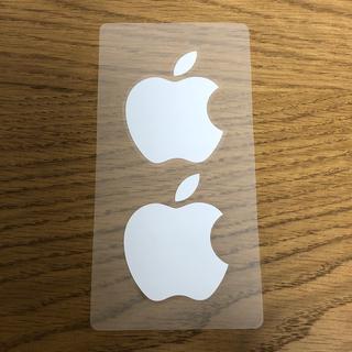 アップル(Apple)のApple  アップル ロゴ シール ステッカー 純正(シール)