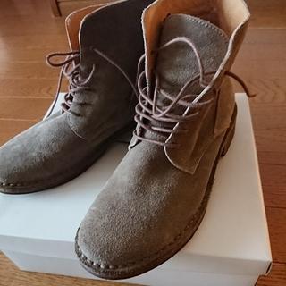 バークレー(BARCLAY)のバークレー BARCLAY 日本製 ブーツ ミドルブーツ レディース 22.5(ブーツ)