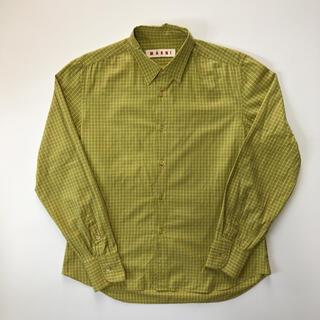 マルニ(Marni)のMARNI(マルニ)のチェックシャツ(シャツ)
