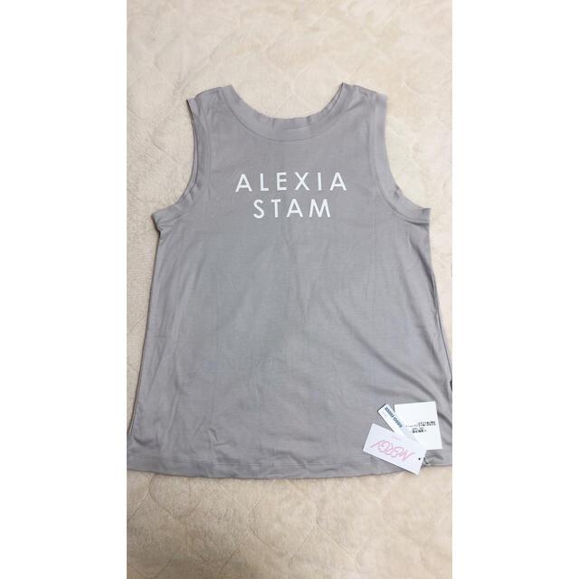 ALEXIA STAM(アリシアスタン)のALEXIASTAM(アリシアスタン)/ヨガウェア、トレーニングウェア スポーツ/アウトドアのトレーニング/エクササイズ(ヨガ)の商品写真