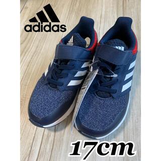 アディダス(adidas)のB品 新品 adidas アディダス スニーカー ジュニア ベルクロ 17cm(スニーカー)