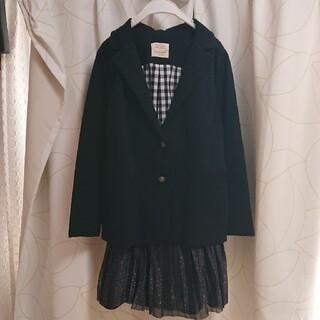 ザラ(ZARA)のZARA ジャケット&スカート (ドレス/フォーマル)
