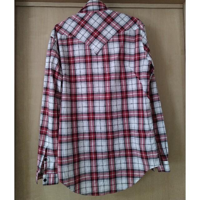 EYEFUNNY(アイファニー)の定価3万 アイファニーチェックシャツ ネルシャツ メンズのトップス(シャツ)の商品写真