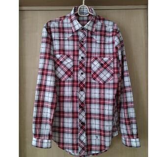 アイファニー(EYEFUNNY)の定価3万 アイファニーチェックシャツ ネルシャツ(シャツ)