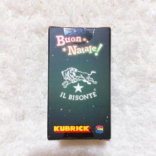 イルビゾンテ(IL BISONTE)の新品未開封 非売品  ノベルティ イルビゾンテ キューブリック(ノベルティグッズ)