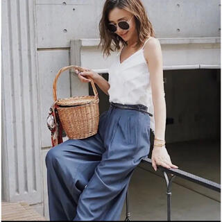 ジェイダ(GYDA)のMIRROR9 パンツ 新品タグ付き(カジュアルパンツ)