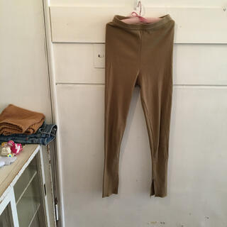 ロンハーマン(Ron Herman)の最終価格🥔AURALEE rib leggings pants.(レギンス/スパッツ)