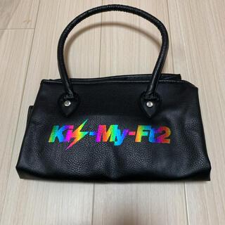 キスマイフットツー(Kis-My-Ft2)のキスマイデビューバック(アイドルグッズ)