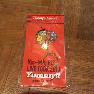 キスマイフットツー(Kis-My-Ft2)のKis-My-Ft2 スマホチャーム(アイドルグッズ)