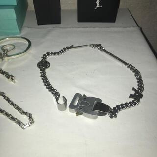 ディオール(Dior)のアリクスALYX風ネックレス ヒーローチェーン(ネックレス)