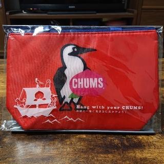 チャムス(CHUMS)の【cupania様専用】CHUMS × pepsi 保冷バッグ(弁当用品)