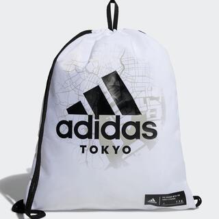 adidas - アディダス トウキョウ ジムバック ホワイト