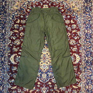 70s VINTAGE mulch-pocket cargo pants