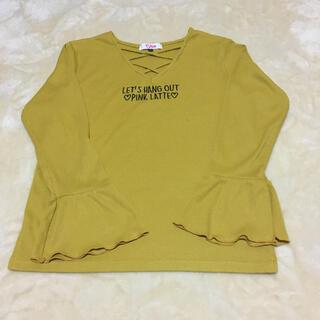 ピンクラテ(PINK-latte)のカットソー 七分袖(Tシャツ/カットソー(七分/長袖))