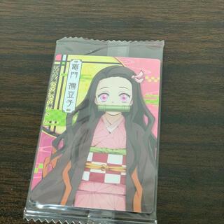 バンダイ(BANDAI)の鬼滅の刃 ウエハース カード 竈門禰豆子(カード)
