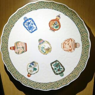 イセタン(伊勢丹)のチャイナシーズ大皿(食器)