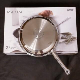 マイヤー(MEYER)のマイヤー マキシム 26cm フライパンIH 200V(鍋/フライパン)
