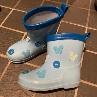 ディズニー(Disney)のミッキー 長靴(長靴/レインシューズ)
