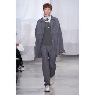 Jil Sander - oamc max shirt gray