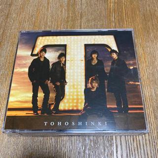 トウホウシンキ(東方神起)の東方神起 / T[2CD+2DVD](K-POP/アジア)