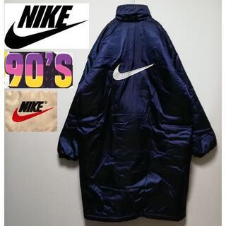 ナイキ(NIKE)の431 90年代 NIKE 銀タグ XL 中綿 モッズコート(モッズコート)