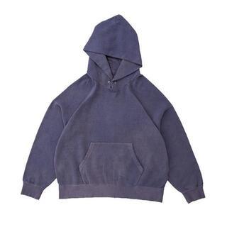 ヴィスヴィム(VISVIM)のvisvim amplus jumbo hoodie uneven dye 2(パーカー)