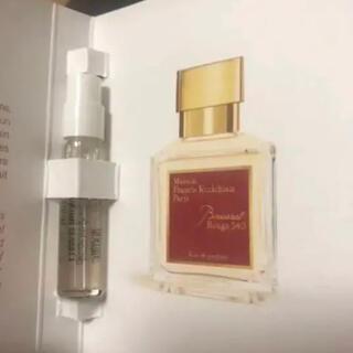 メゾンフランシスクルジャン(Maison Francis Kurkdjian)の【新品】バカラルージュ(香水(女性用))