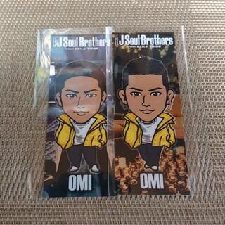 サンダイメジェイソウルブラザーズ(三代目 J Soul Brothers)の登坂広臣 千社札★三代目J Soul Brothers(ミュージシャン)