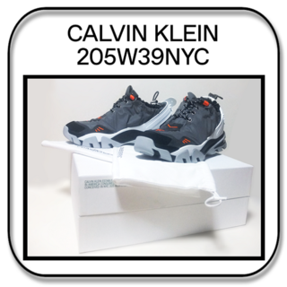 カルバンクライン(Calvin Klein)の27cm: CalvinKlein 205W39NYC CARSDAT8 US9(スニーカー)