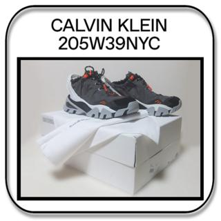 カルバンクライン(Calvin Klein)の25cm:CalvinKlein 205W39NYC CARSDAT8  US7(スニーカー)