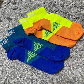 リーボック(Reebok)の【レディース 】新品 Reebok 靴下(ソックス)